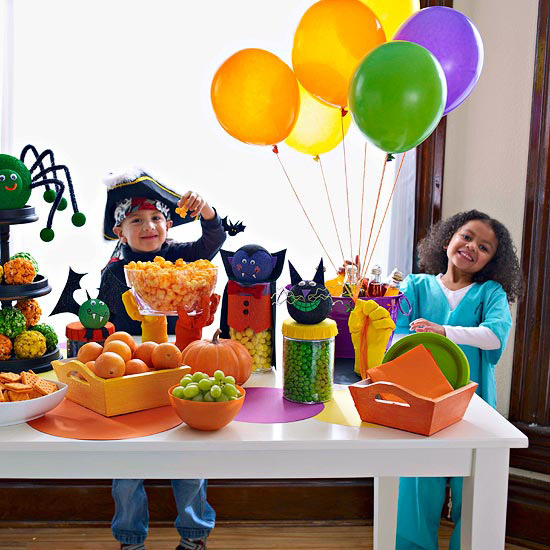 Halloween Theme Party Ideas For Kids.The Coolest Halloween Carnival Party Ever