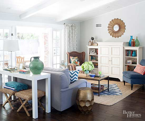 Furniture-Arranging Mistakes and How to Fix Them | Better Homes ...