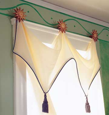 Weekend Valances