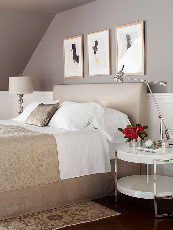 Neutral Color Schemes Bedrooms | Better Homes & Gardens