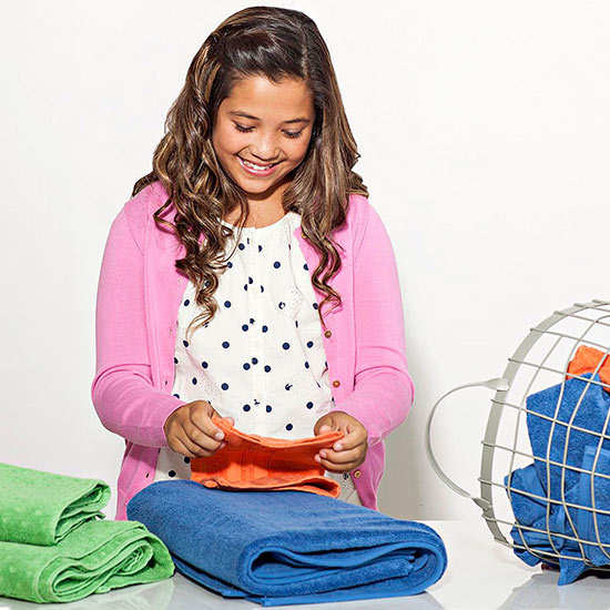 Motivate Kids to Help with Chores