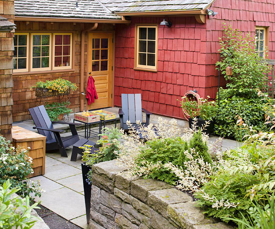 Cheap Backyard Ideas | Better Homes & Gardens on Affordable Backyard Ideas id=29043