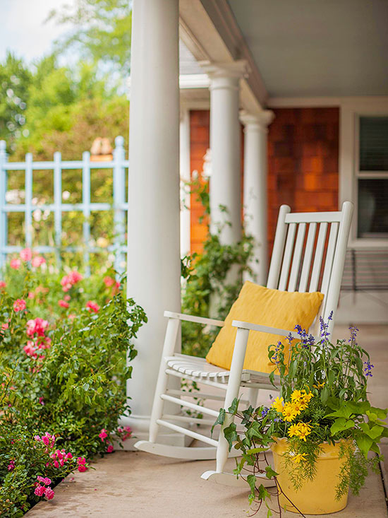 No-Fail Porch Decorating Tips