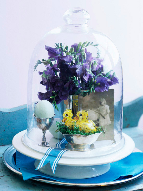 Pretty Vintage Easter Decor | Better Homes & Gardens
