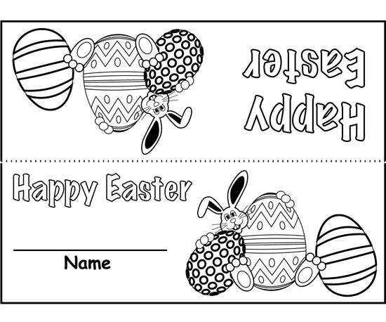 photo about Easter Place Cards Printable named The Greatest Cute Easter Issue Mats