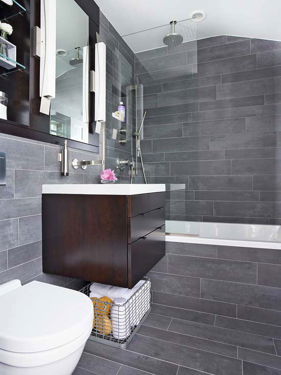 . These Bathrooms Will Make You Fall in Love With Contemporary Style