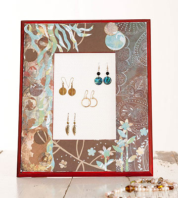 Pretty Jewelry Holder
