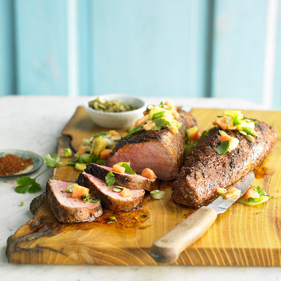 Our Best Grilled Pork Recipes | Better Homes & Gardens