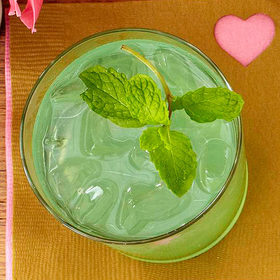 Minty Lime Refresher