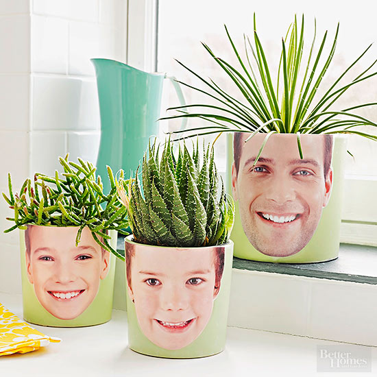 Picture-Perfect Planters