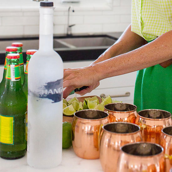 Moscow mules, Moscow mule recipe