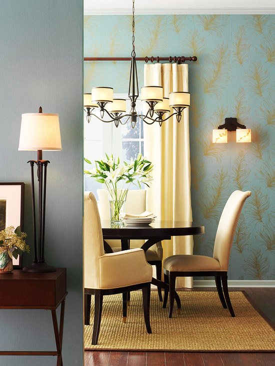 Lighting in homes Modern Lighting Decorates Room Better Homes And Gardens Light Up Your Rooms The Decorative Side Of Lighting Better Homes