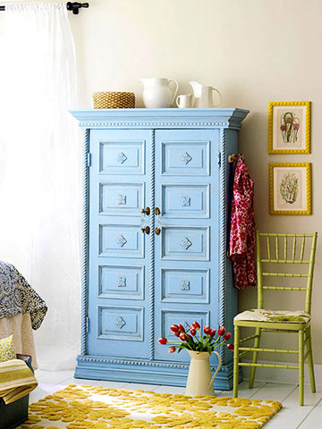 Embellished Armoire