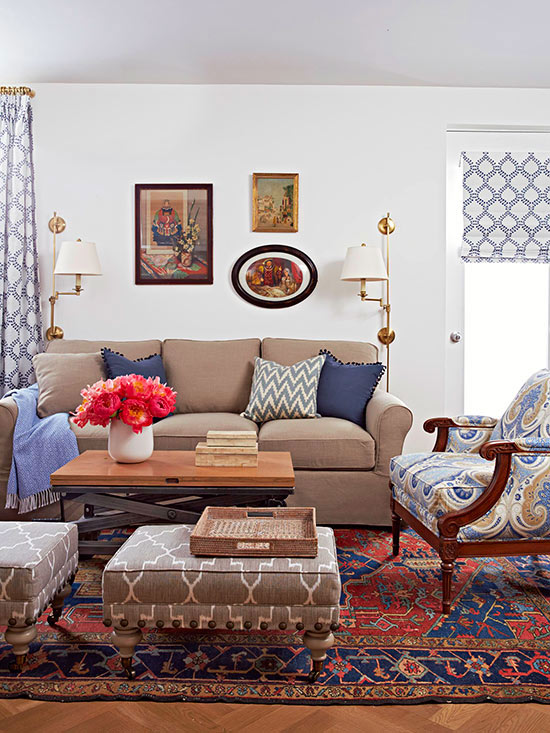 Style in a Small Space