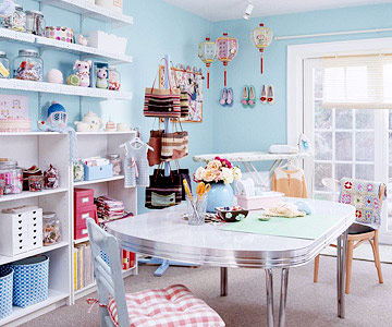 Crafts Rooms Better Homes Gardens