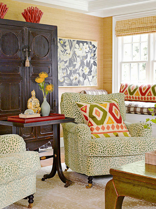 Accent with Furniture