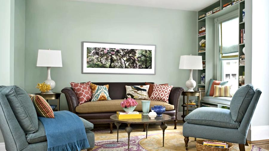 Living Room Paint Colors Picks