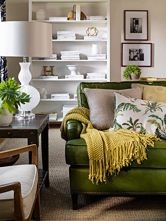 Layer Your Sofa