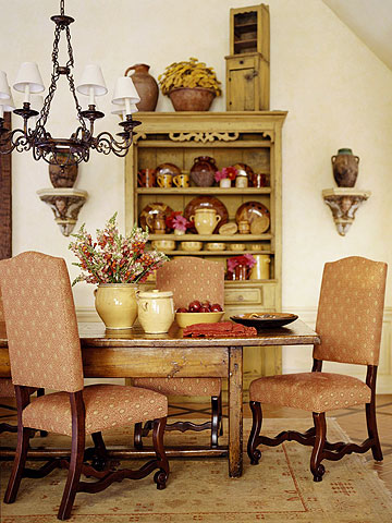 Rustic Country French Style