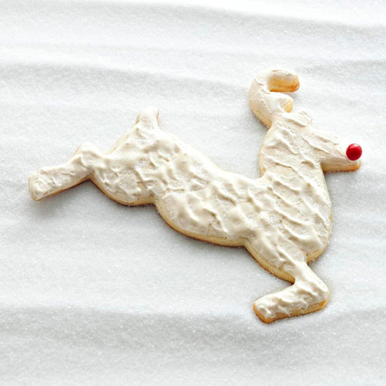 Rudolph: Texture Icing