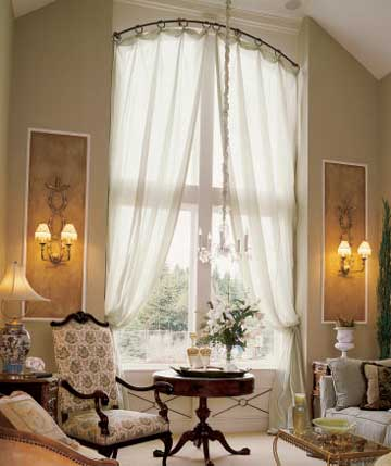 Arched Window Treatment Ideas
