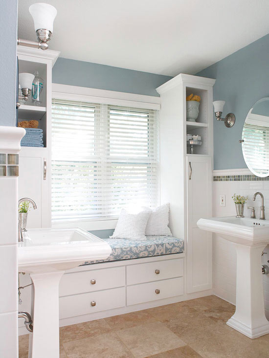 3 Bathroom Renovations on a Budget