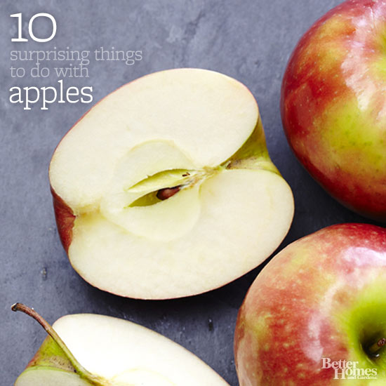 10 Surprising Things to Do with Apples