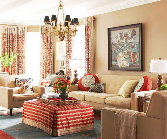 Decorating with Color: Cozy Color Schemes | Better Homes ...