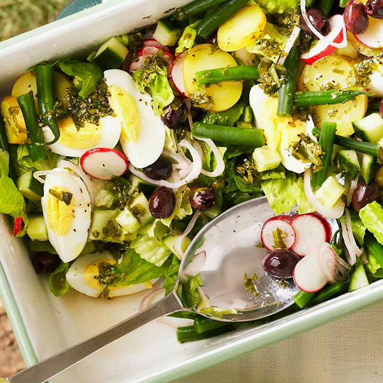 French Chopped Salad