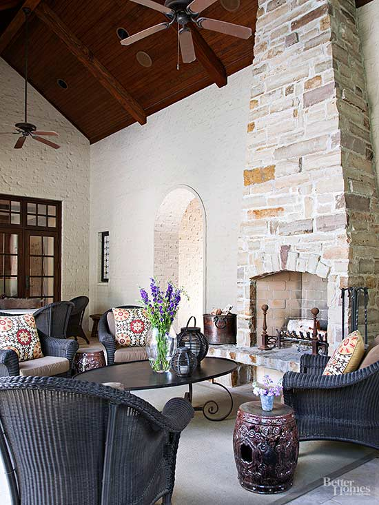 Fireplace Designs Ideas For Your Stone Fireplace Better