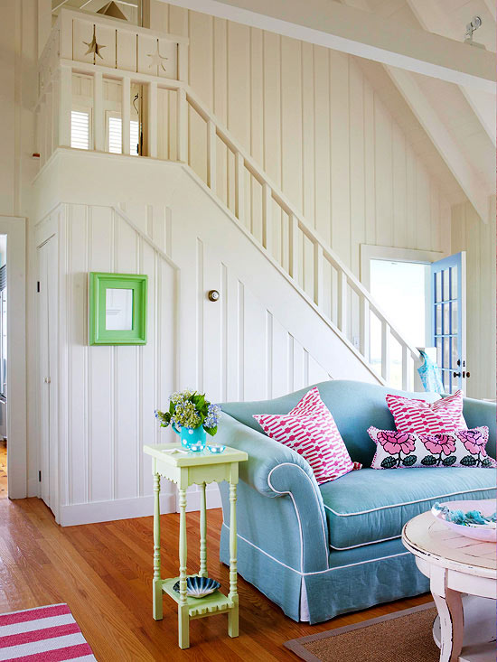 Stairs That Conceal