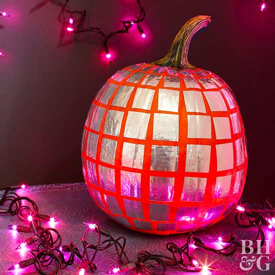 Disco Pumpkin