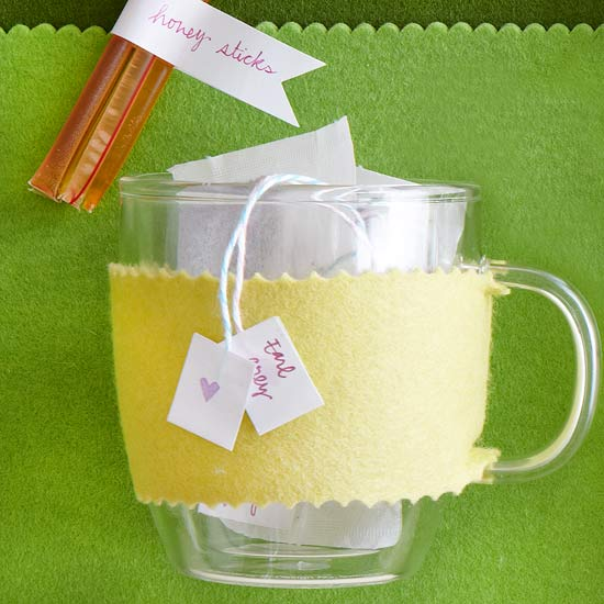 Tea Kit Birthday Favors