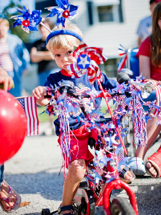 Organize A Neighborhood 4th Of July Parade Better Homes