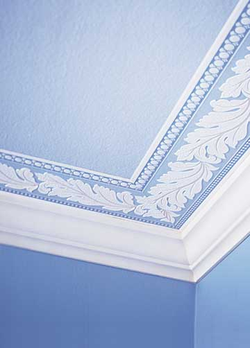 Four Pretty Ceiling Projects Better Homes Amp Gardens