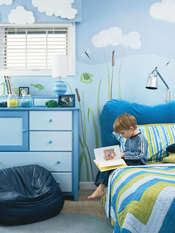 Animal-Themed Bedrooms for Two Boys