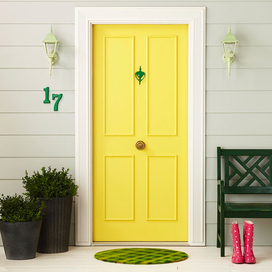 How to Choose a Front Door Color