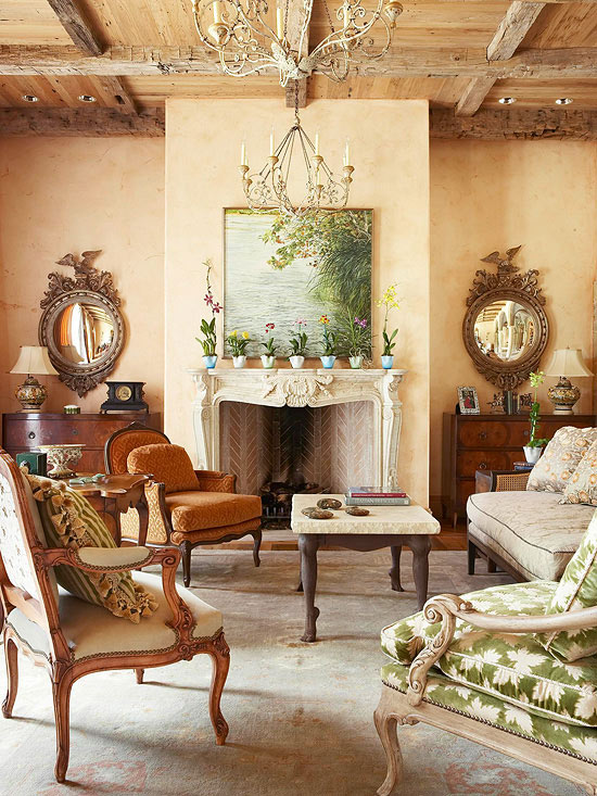Tuscan Decorating | Better Homes & Gardens