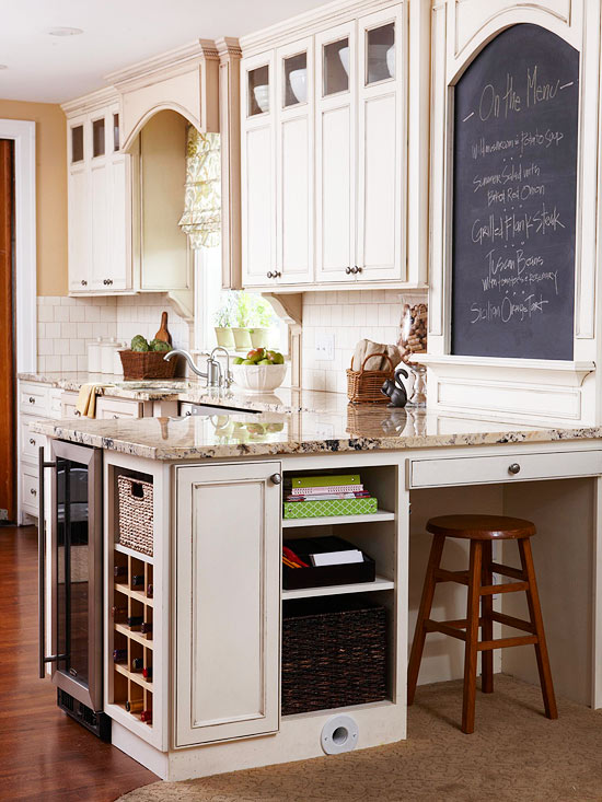 Kitchen Chalkboard Projects Better Homes Gardens