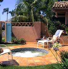 Planning For A Spa Better Homes Gardens