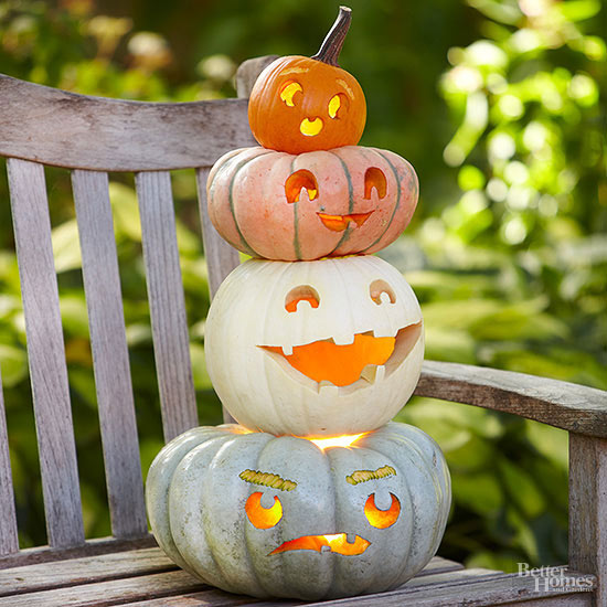 Pumpkin Pileup Idea