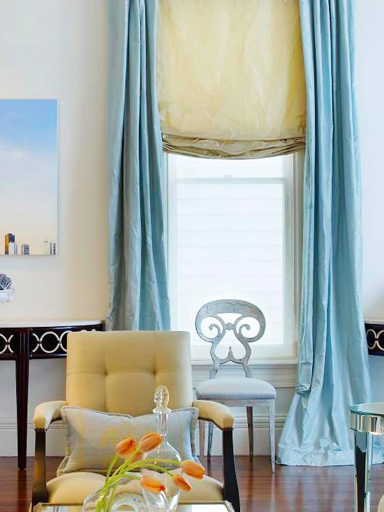 Drapes Window Treatments Better Homes Amp Gardens