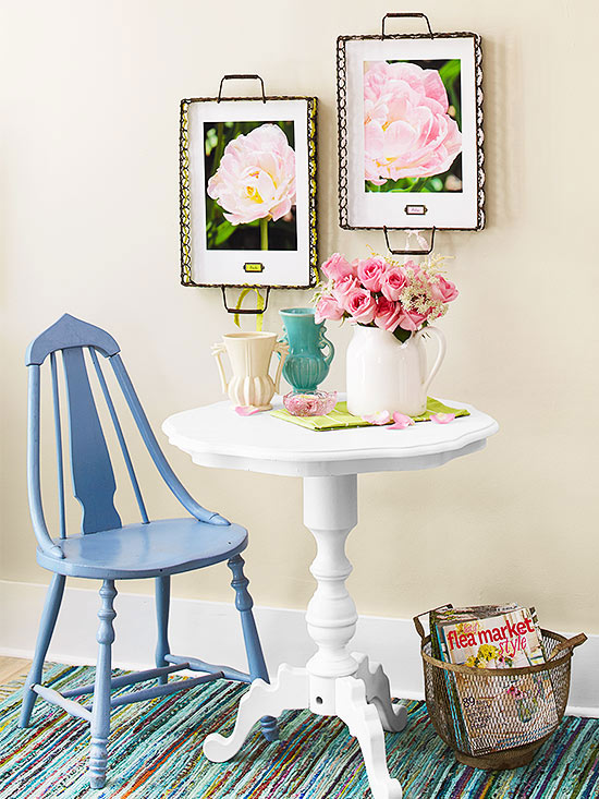 Creative DIY Flea Market Makeovers