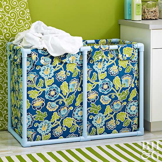 How to Make a Laundry Bin