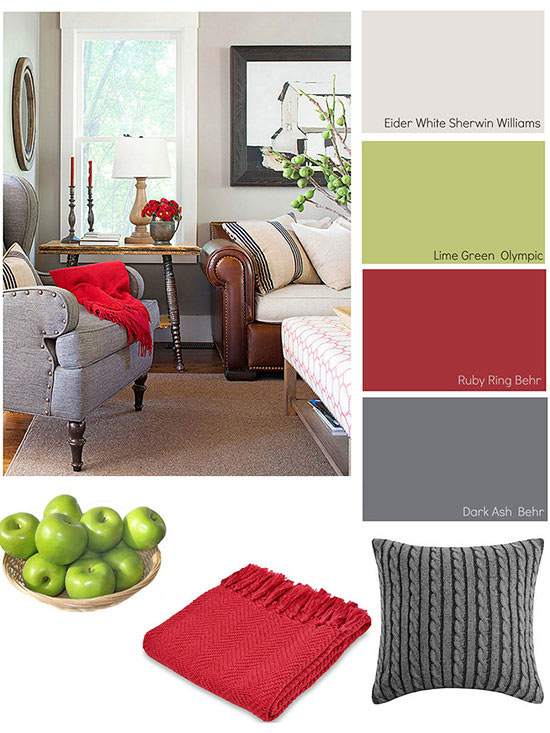 Cozy Color Schemes for Winter