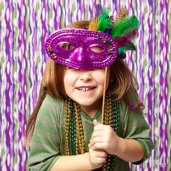 Throw a Mardi Gras Party