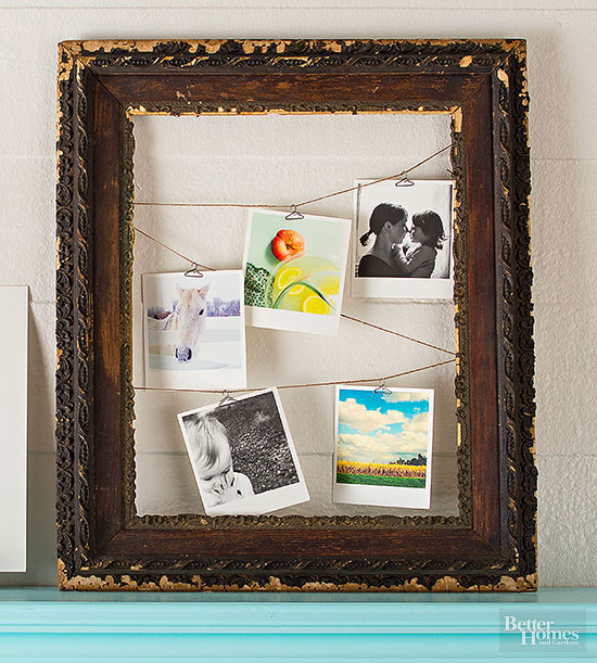 Small Prints in Frame