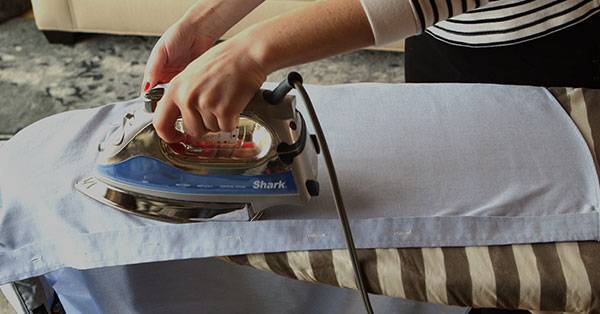 How To Iron Clothes Better Homes Gardens