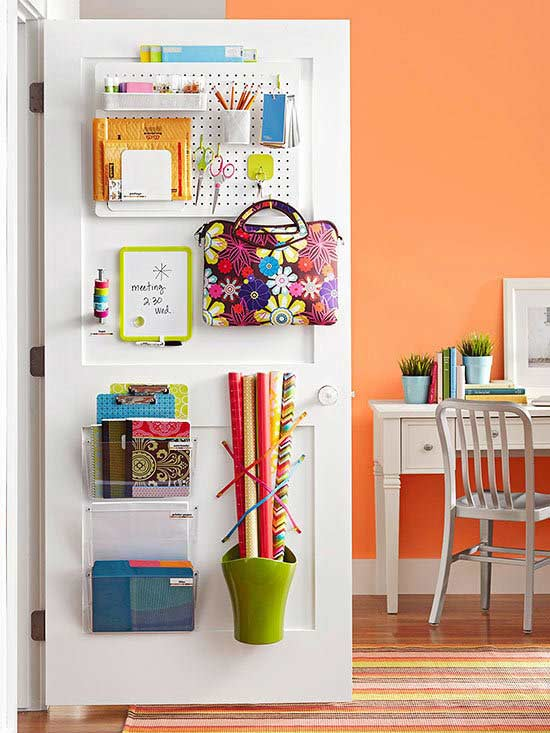 Find Your Way to Organization with Clear Containers