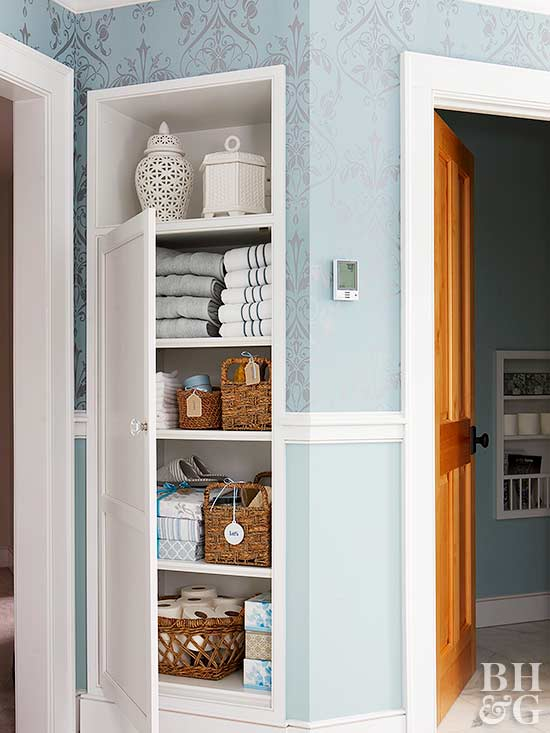 Top Ideas for Storage Closet Organization